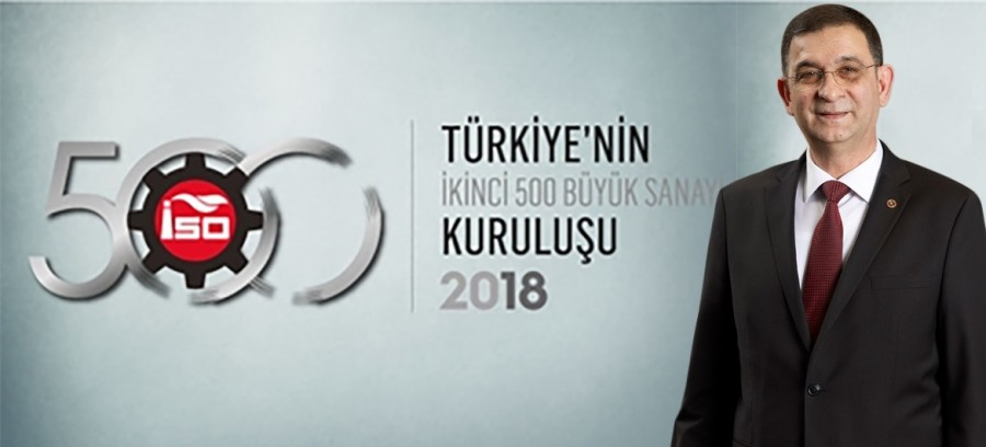 İSO İKİNCİ 500 LİSTESİNDE GAZİANTEP'TEN 33 FİRMA YER ALDI