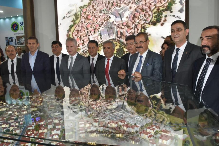 BUILDEAST YAPI VE GAYRİMENKUL FUARLARI AÇILDI