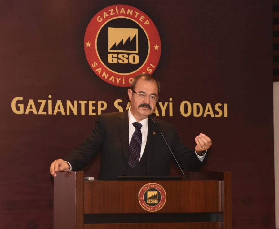 TOBB GAZİANTEP KGK MECLİS TOPLANTISI YAPILDI