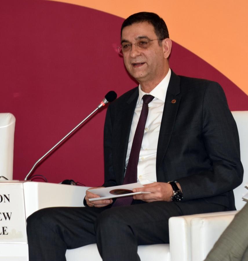 """ÜNVERDİ, """"SOSYAL BARIŞIN TEMELİNDE EKONOMİK ENTEGRASYON VAR"""""""