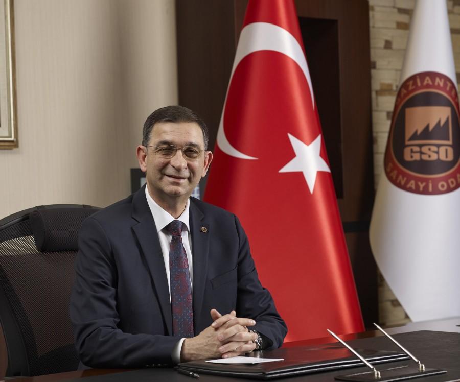 """ADNAN ÜNVERDİ:""""GAZİANTEP 2019 YILINDA YENİ BİR REKORA İMZA ATTI"""""""