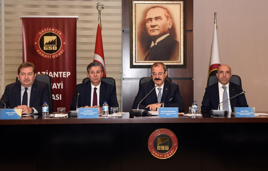 GSO'DA YILIN İLK MECLİS TOPLANTISI YAPILDI