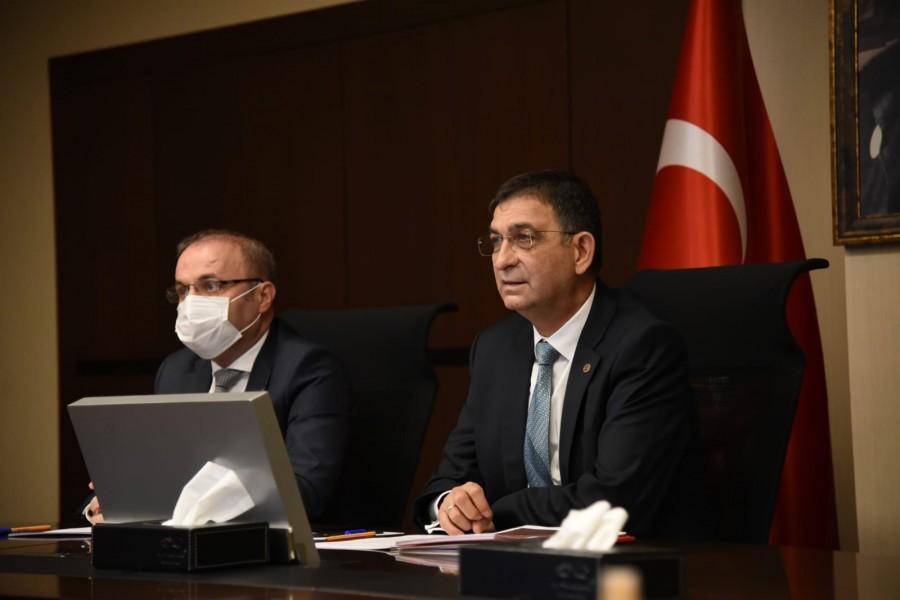 """""""GAZİANTEPLİ SANAYİCİ VE İHRACATÇILAR İNANILMAZI BAŞARDI"""""""
